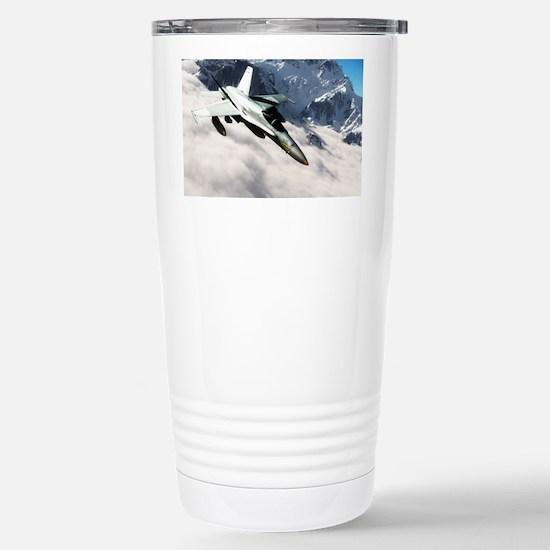 fh_shower_curtain Stainless Steel Travel Mug