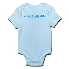 So Cute Infant Bodysuit