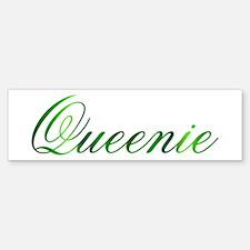 Queenie Design #1 Bumper Bumper Bumper Sticker