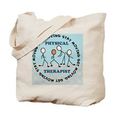 physical therapist pillow 2 Tote Bag
