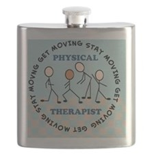 physical therapist pillow 2 Flask