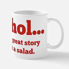 AlcohSaladStory1C Mug