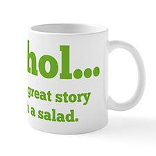 AlcohSaladStory1D Mug