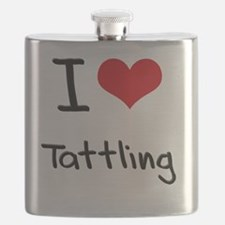 I love Tattling Flask