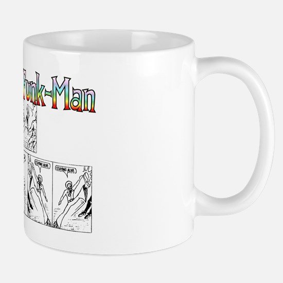 Seventies Funk-Man Mug