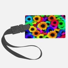 Sunflowers SB Luggage Tag