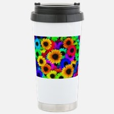 Sunflowers SB Stainless Steel Travel Mug