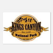 kings canyon 2 Postcards (Package of 8)