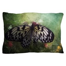 Winged Beauty Pillow Case