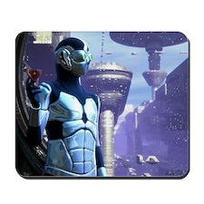 Cyborg Mousepad