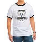 Torch and Pitchfork Society Ringer T