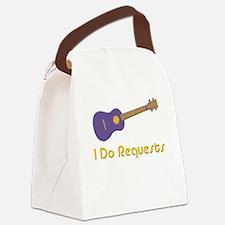 funny ukulele uke Canvas Lunch Bag