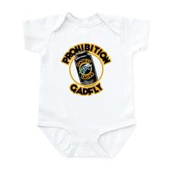 Prohibition Gadfly Infant Bodysuit