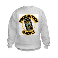 Prohibition Gadfly Sweatshirt