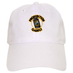 Prohibition Gadfly Baseball Cap