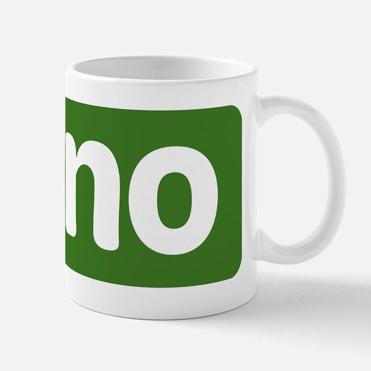 nano - no molecule Mug