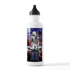 Cyber Girl Water Bottle