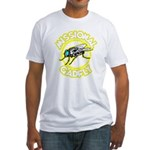 Missional Gadfly Fitted T-Shirt