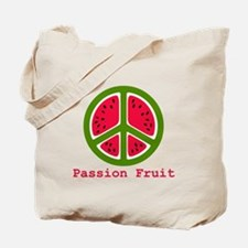 Peace of Watermelon Tote Bag