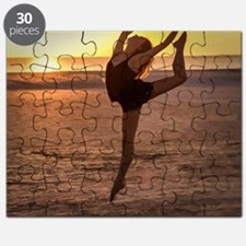 Ballet on the Beach Puzzle