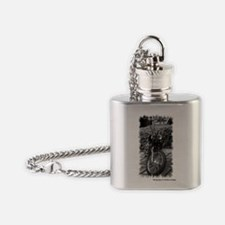 Motoring It Flask Necklace