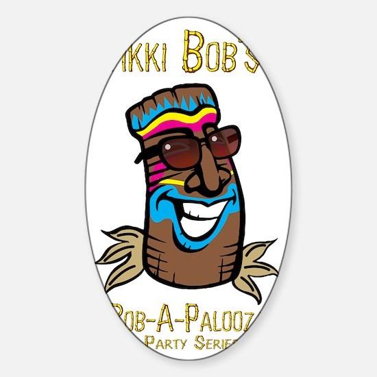bob series Sticker (Oval)