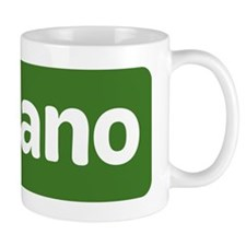 nano - horizontal with no molecule Mug