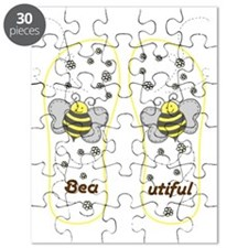 Beautiful Bumble Bee Puzzle