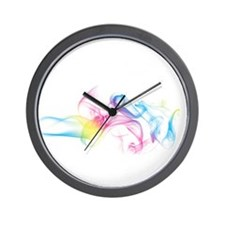 Relax, woman! Wall Clock