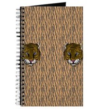 Angry Tiger Flops Journal
