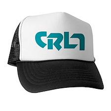 CRLA wordmark Trucker Hat