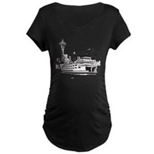 Space Needle and Ferry T-Shirt