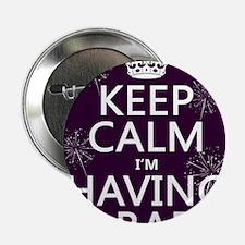 "Keep Calm I'm Having A Baby 2.25"" Button"