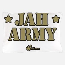 Jah Army Pillow Case
