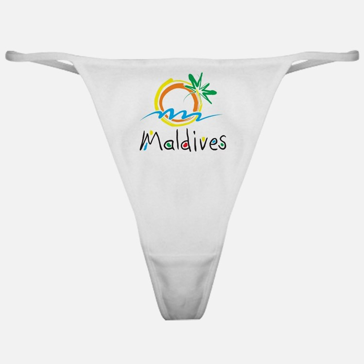 Maldives Classic Thong