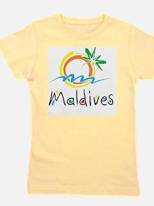 Maldives Girl's Tee