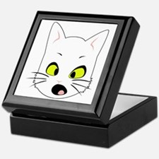 Kitty Cats Bad Moods Keepsake Box
