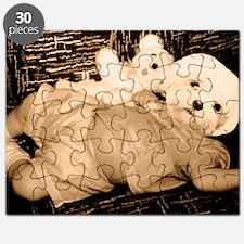 dog headed baby Puzzle
