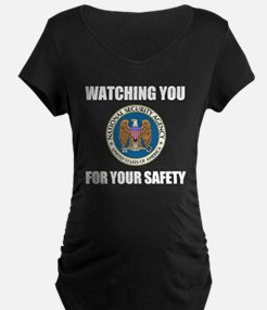 Watching You For Your Own P T-Shirt