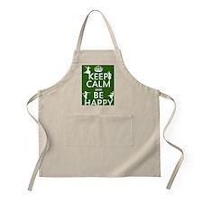 Be Happy (dancing) Apron