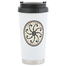 Disc Golfer Travel Mug