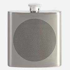 Optical Illusion Flask