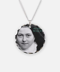 Saint Theresa of Lisieux The Necklace