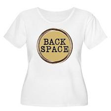 Back Space Ke T-Shirt