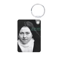 Saint Theresa of the Littl Keychains