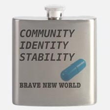 Community, Identity, Stability Flask