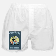 to-ride-or-CRD Boxer Shorts