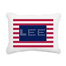 LEE Rectangular Canvas Pillow