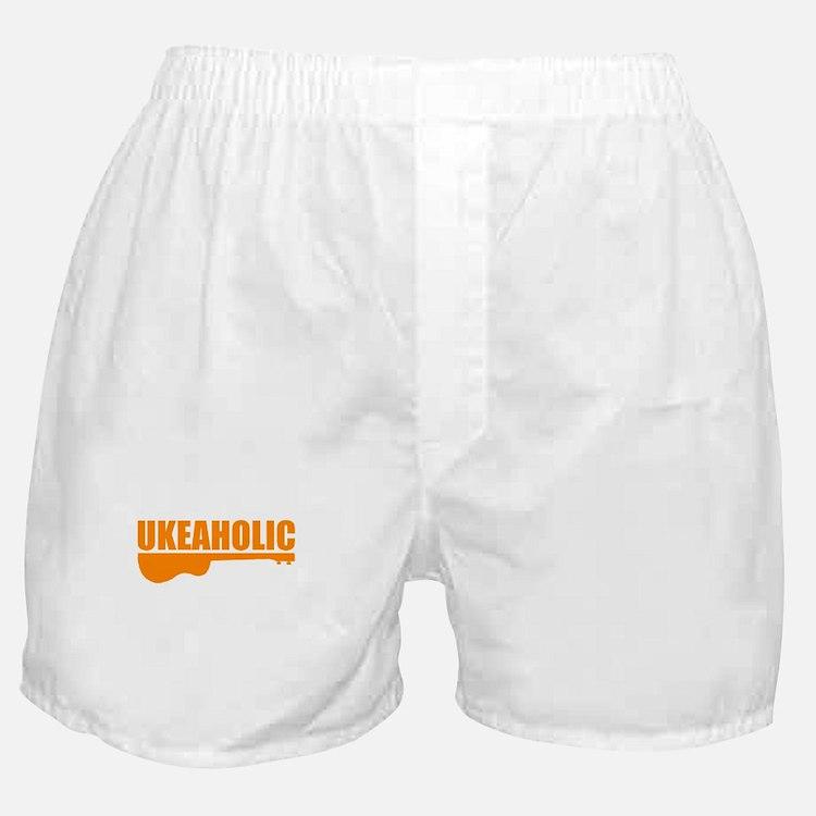 funny ukulele uke ukelele Boxer Shorts