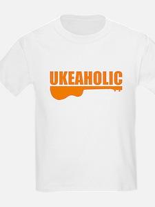 funny ukulele uke ukelele T-Shirt